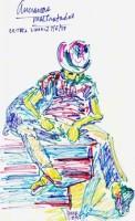 Ancianos - Color 8x10 / 1997