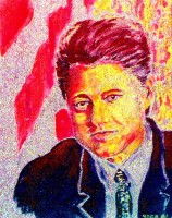 Bill Clinton 8x10 / 1999
