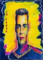 Ricky Martin 12x16 / 2000